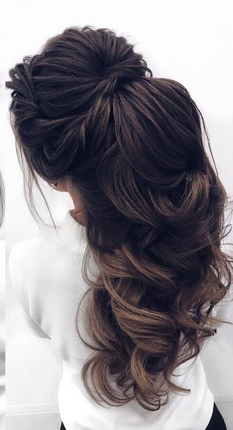 Wedding - Wedding Hairstyle Inspiration - Elstile