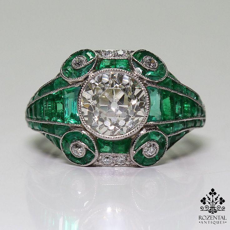 Wedding - Emeralds