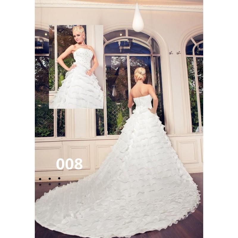 Свадьба - Miss Robe de Paris, 008 - Superbes robes de mariée pas cher