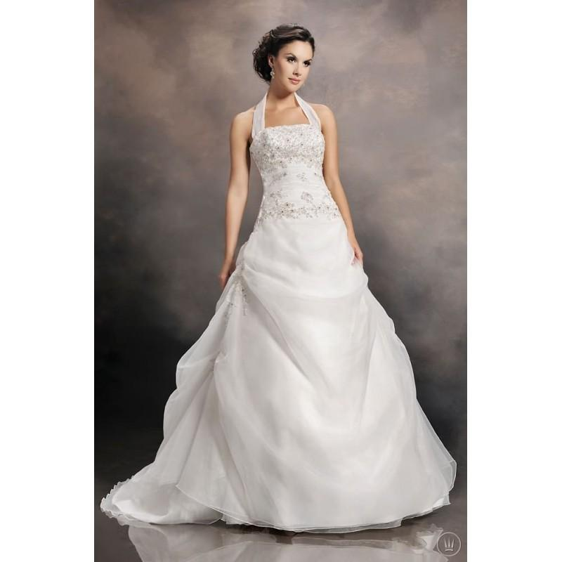 Wedding - Agnes 10479 Agnes Wedding Dresses Secret Collection - Rosy Bridesmaid Dresses