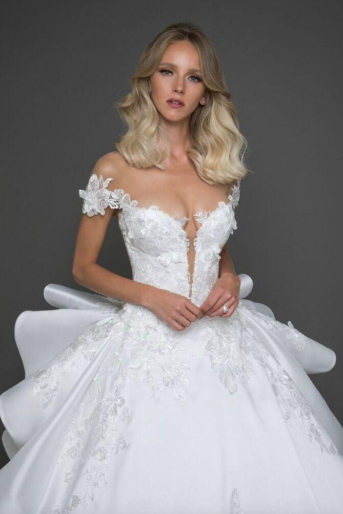 Hochzeit - Wedding Dress Inspiration - Pnina Tornai