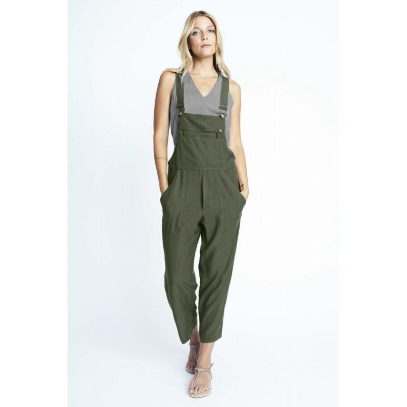 Boda - Karen Zambos - Army Overalls - Designer Party Dress & Formal Gown