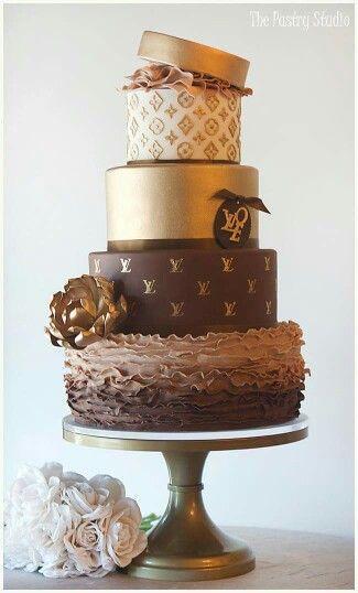 Mariage - Cake