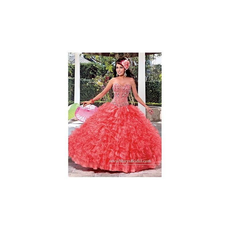 Свадьба - Marys Bridal Quinceanera Quinceanera Dress Style No. 4Q987 - Brand Wedding Dresses