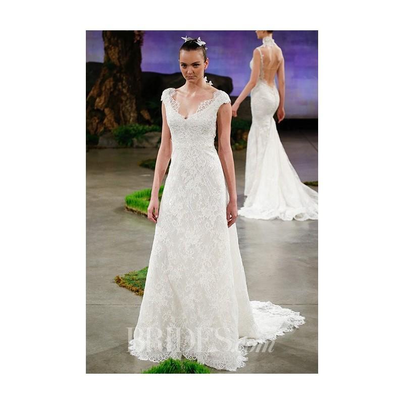 Wedding - Ines Di Santo - Spring 2017 - Stunning Cheap Wedding Dresses