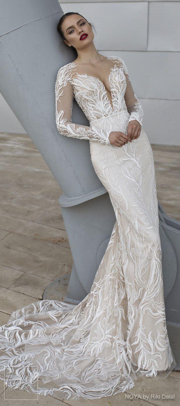 Свадебные платья Noya Bridal 2019 картинки