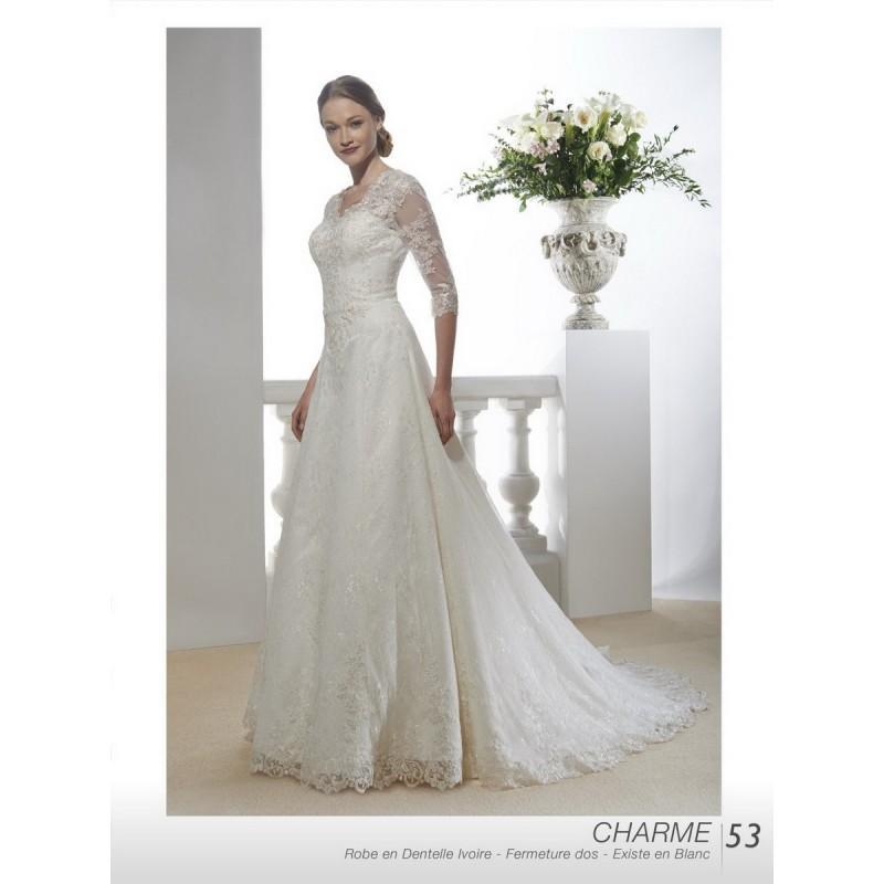 Свадьба - Robes de mariée Annie Couture 2016 - charme - Robes de mariée France