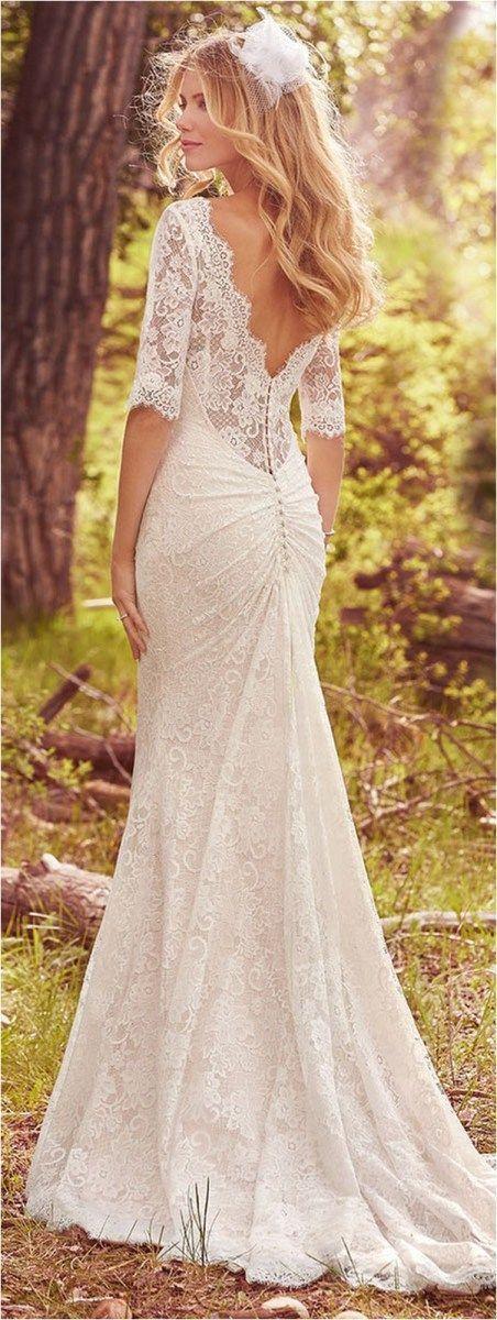 Свадьба - Lace Wedding Dresses (102)