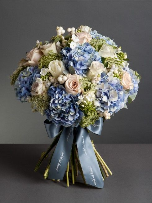 Wedding - Cloudy Skies Bouquet