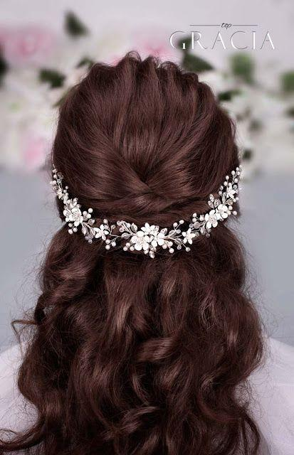 Свадьба - Wedding Hairstyles Inspiration Up Dos