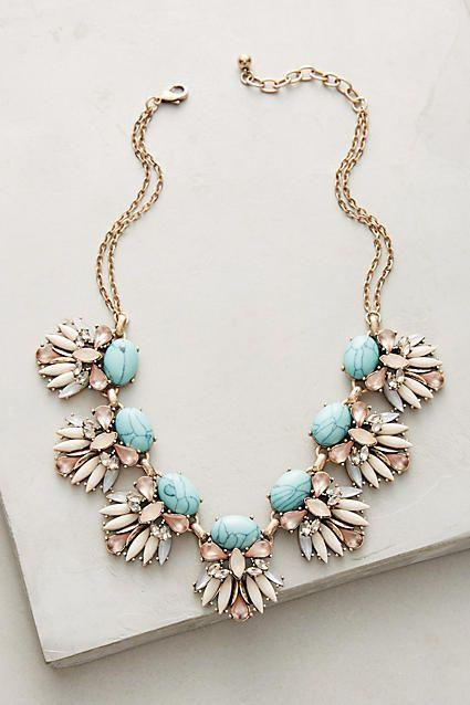 Wedding - Larca Bib Necklace