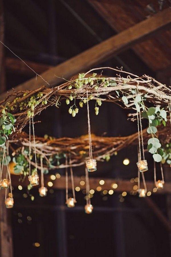 Wedding - 40 Boho Chic Outdoor Wedding Ideas - Page 4 Of 4