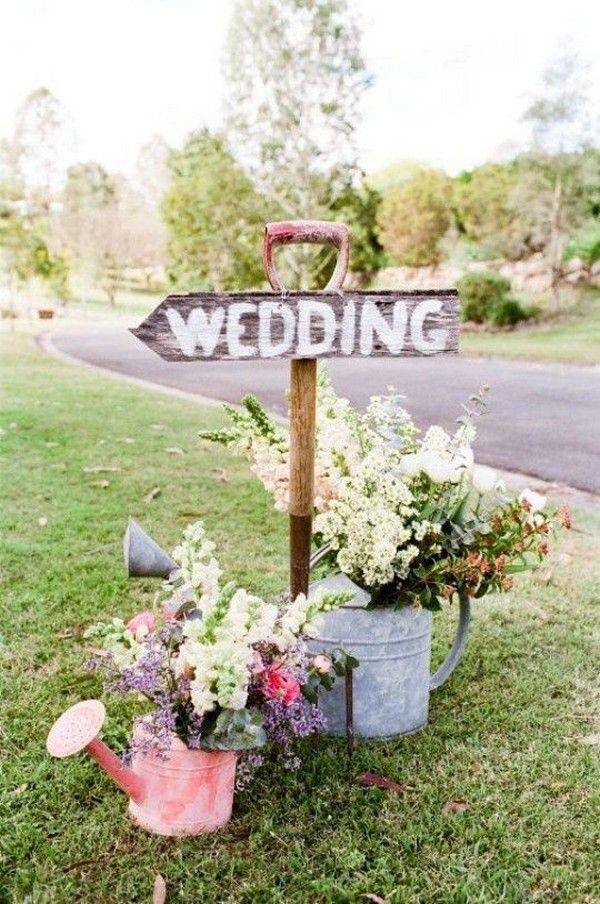 Wedding - 40 Boho Chic Outdoor Wedding Ideas - Page 4 Of 5