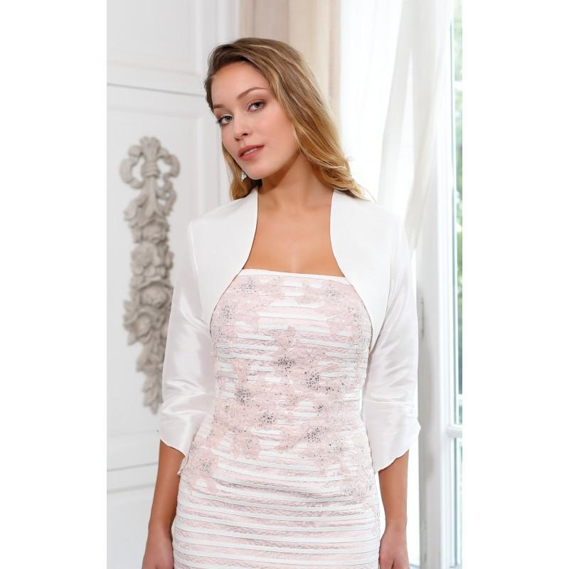 Свадьба - Robes de cocktail Creatif Paris 2018 - CP18-87 - Robes de mariée France