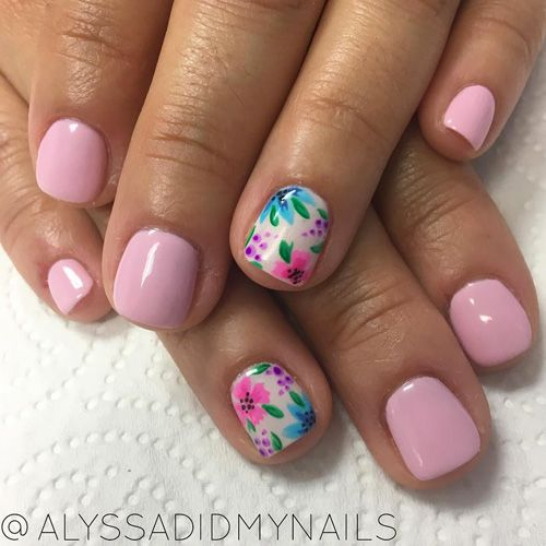 Свадьба - Best Nail Art - 48 Best Nail Art Designs For 2018