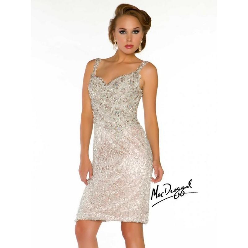 Mariage - 78850D Mac Duggal Couture - HyperDress.com