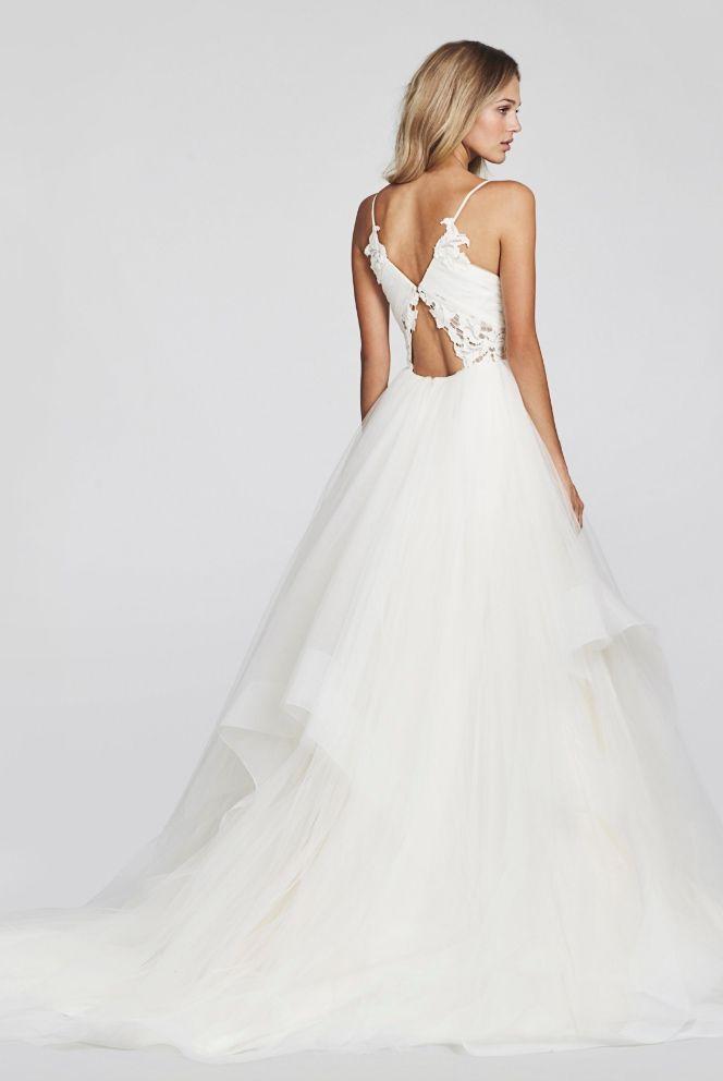 Hochzeit - Wedding Dress Inspiration - Blush By Hayley Paige