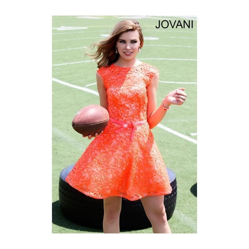 Hochzeit - Jovani Jovani homecoming dress 91338 -  Designer Wedding Dresses