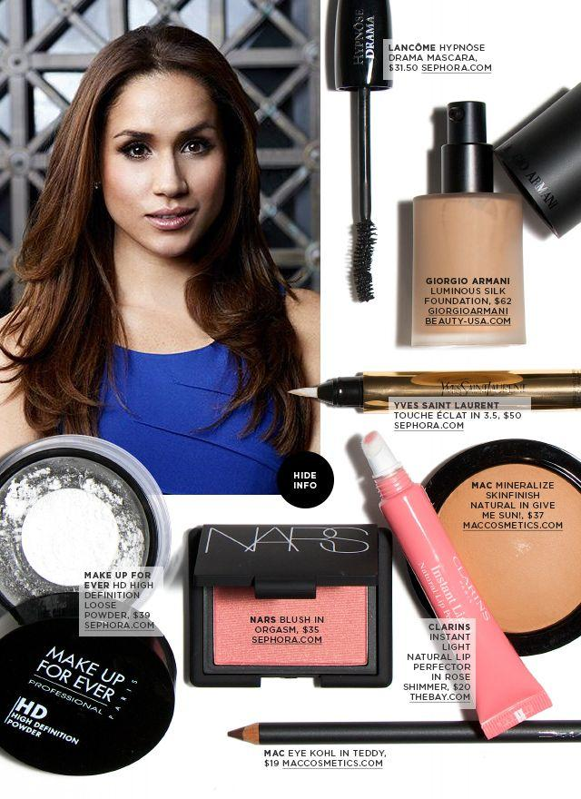 Wedding - Get The Look: Rachel Zane
