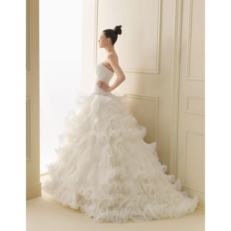 Hochzeit - IVORY (Luna Novias) - Vestidos de novia 2018