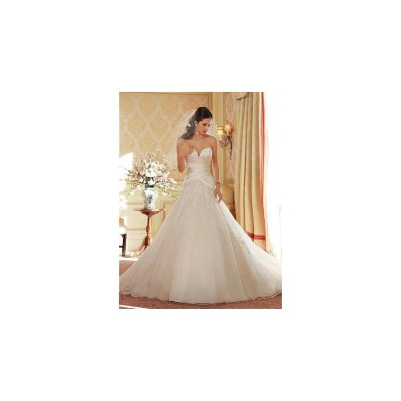 Hochzeit - Sophia Tolli Bridals Wedding Dress Style No. Y11404 - Brand Wedding Dresses