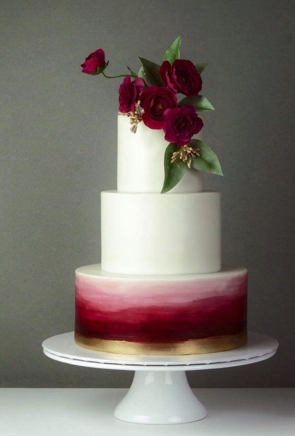 Свадьба - Wedding Cake Inspiration - Crummb
