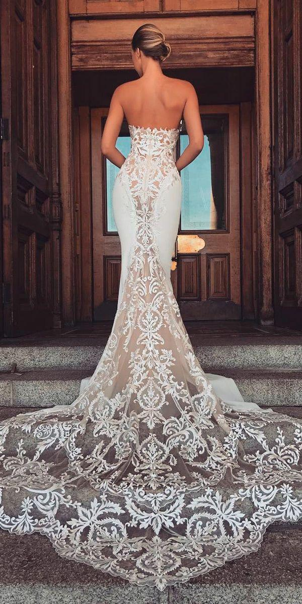 Hochzeit - 30 Mermaid Wedding Dresses You Admire