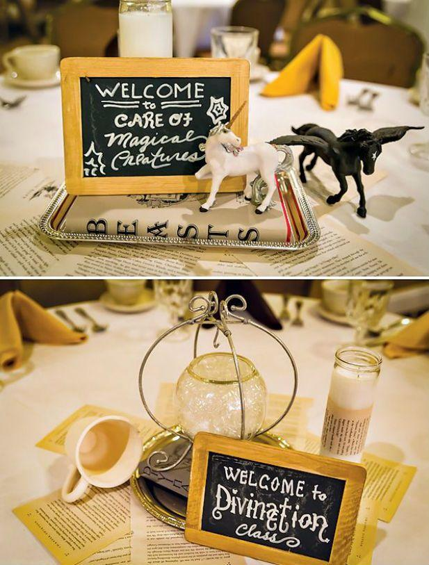 Свадьба - Your Ultimate Guide To A Harry Potter Wedding