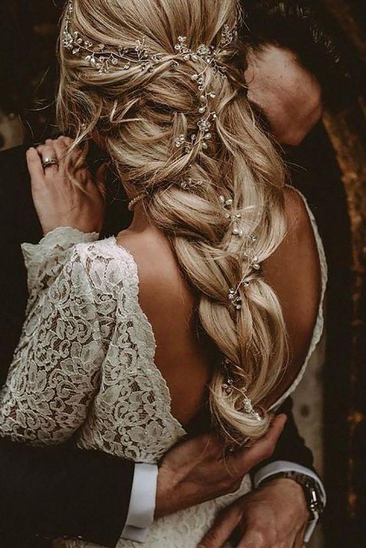 Mariage - Gorgeous Wedding Hairstyles Ideas For You 20