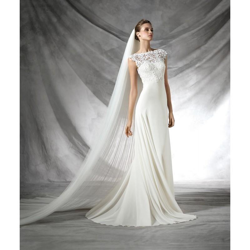 Mariage - Pronovias TACEY -  Designer Wedding Dresses