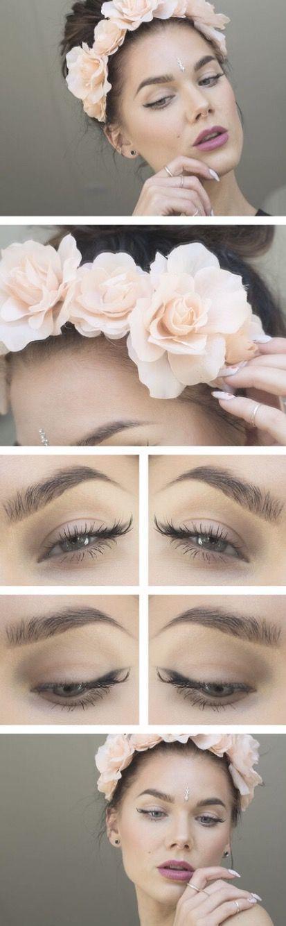 Mariage - Linda Hallberg Makeup