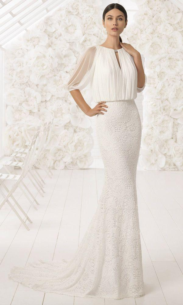Wedding - Wedding Dress Inspiration - Rosa Clara
