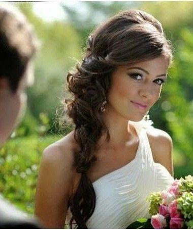 Wedding - Fryzury