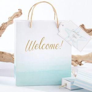 Hochzeit - Beach Tides Welcome Bag (Set Of 12)