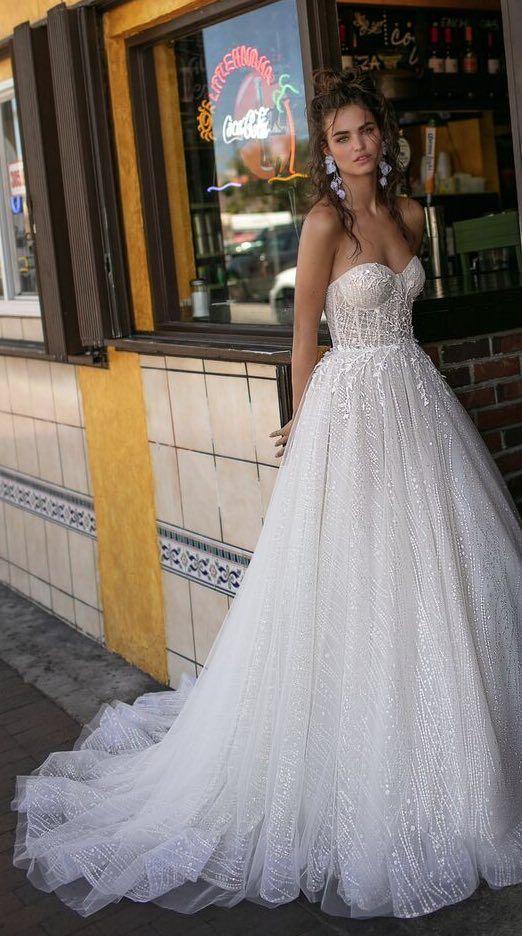 Свадьба - Wedding Dress Inspiration - Berta
