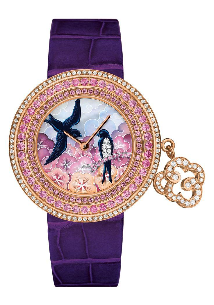 Mariage - Van Cleef & Arpels New Watches For 2013