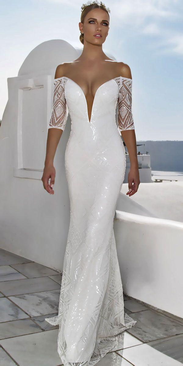 زفاف - Julie Vino Santorini 2016 Bridal Collection