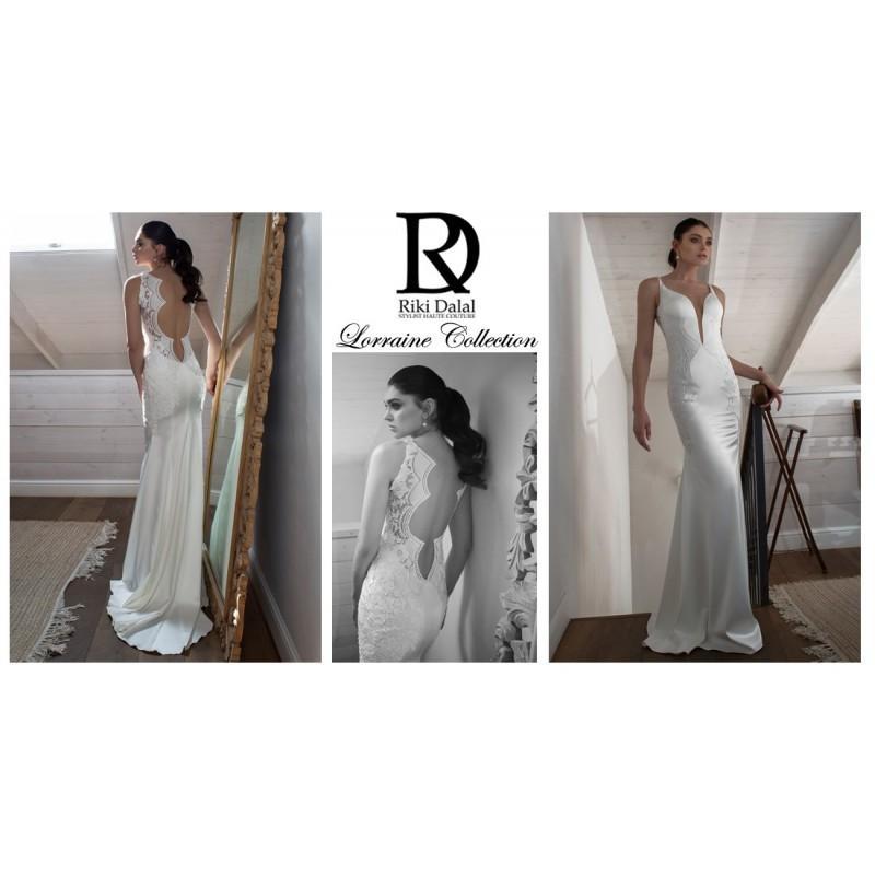 c97efb41987 Riki Dalal Lorraine Collection Style 1605 - Designer Wedding Dresses ...