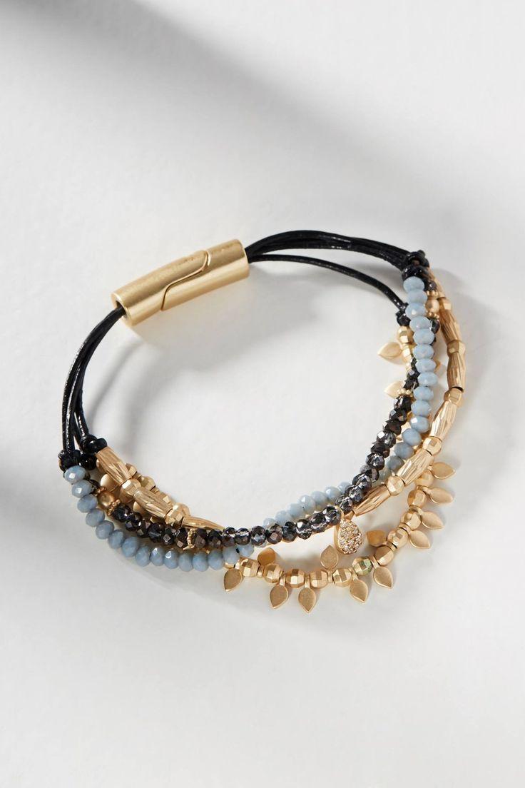 Свадьба - Mabyn Layered Bracelet