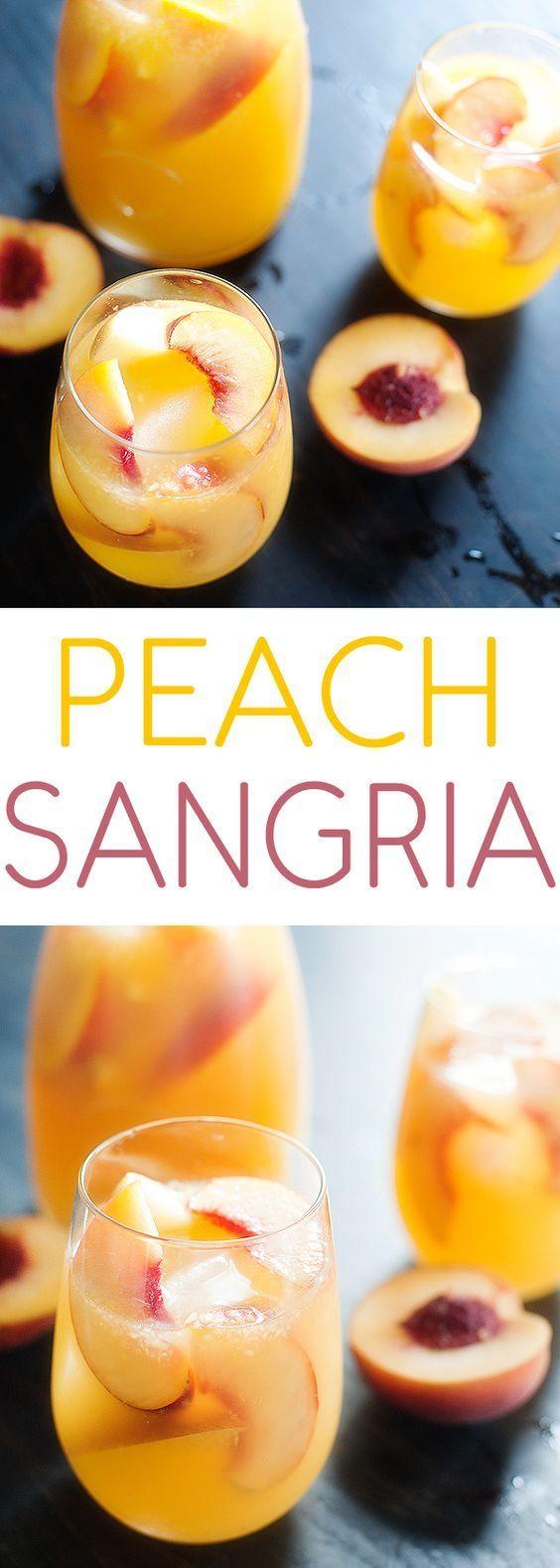 Wedding - Peach Sangria