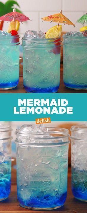 Wedding - Mermaid Lemonade