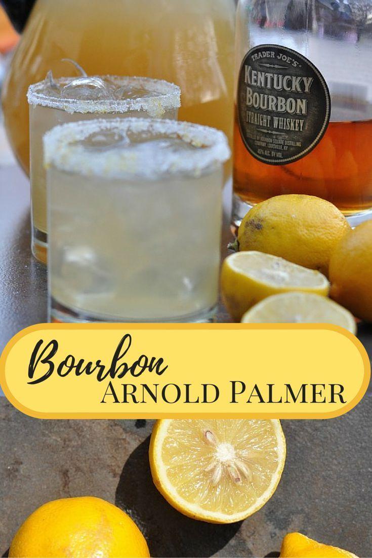 Wedding - Bourbon Arnold Palmer