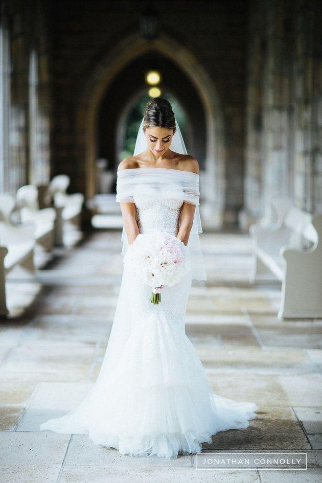 Свадьба - 30 Drop-Dead Gorgeous Bridal Portraits You Just Have To See
