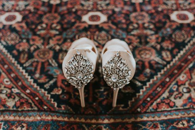 Свадьба - A Weekend-Long Party: Orla & Gavin's Cloughjordan House Wedding