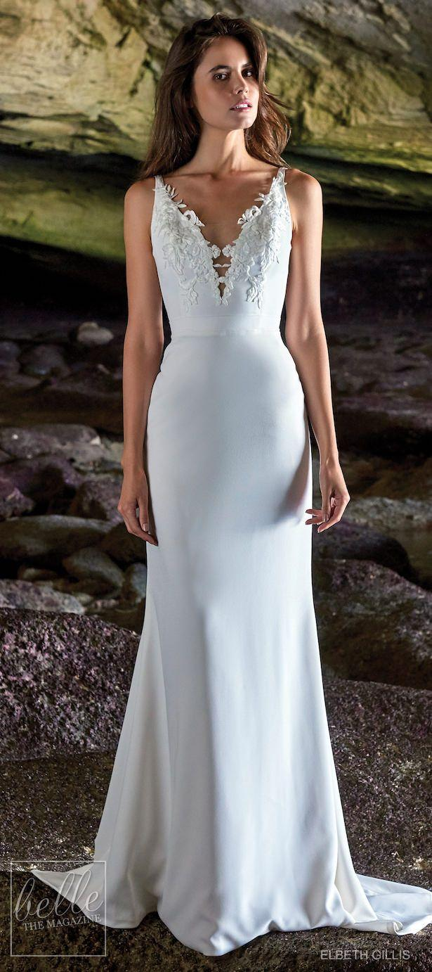 Hochzeit - Elbeth Gillis 2019 Wedding Dresses: Luminescence Bridal Collection