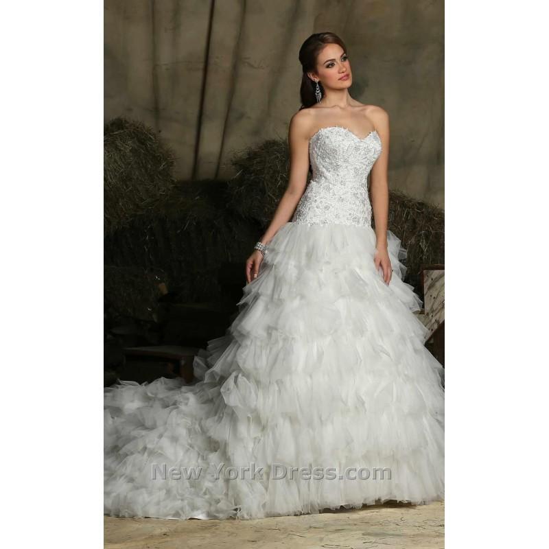 Hochzeit - Da Vinci 50325 - Charming Wedding Party Dresses