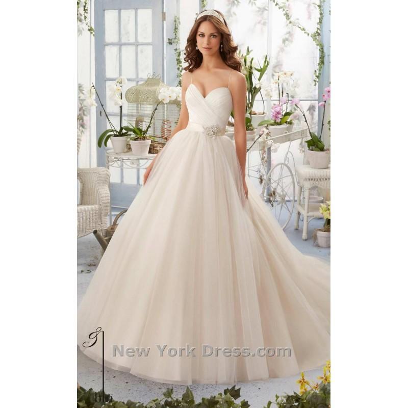 Hochzeit - Mori Lee 5408 - Charming Wedding Party Dresses