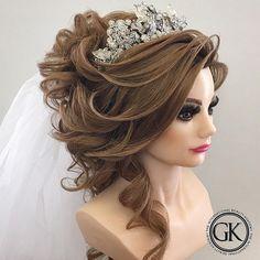 Hochzeit - Hairstyle Video