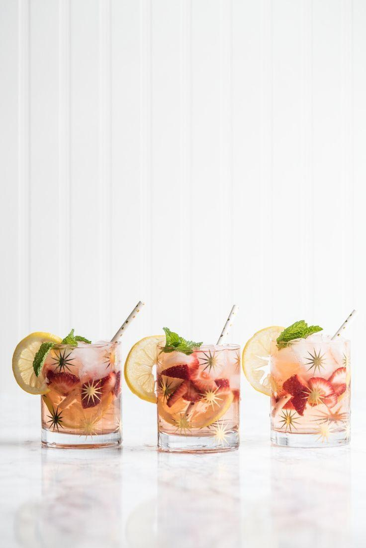 Wedding - A Summery Rosé Spritzer
