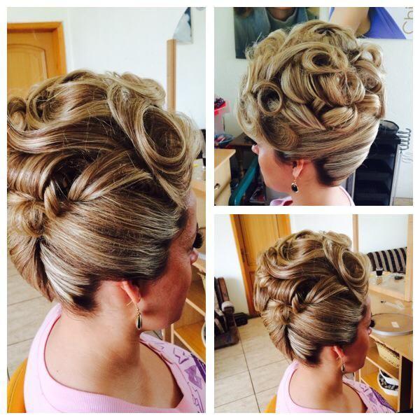 Hochzeit - BIG HAIR